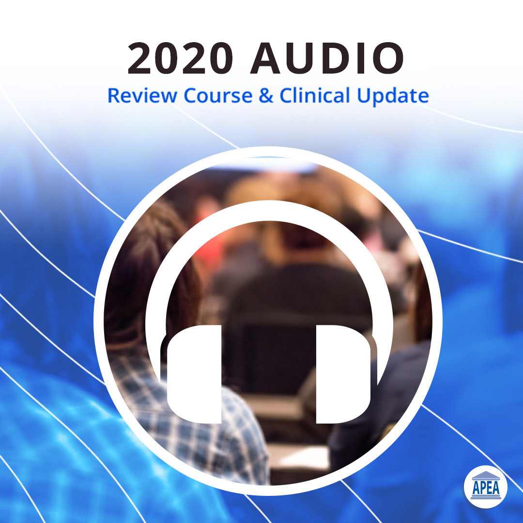 2020 NP Review Course & Clinical Update: Audio