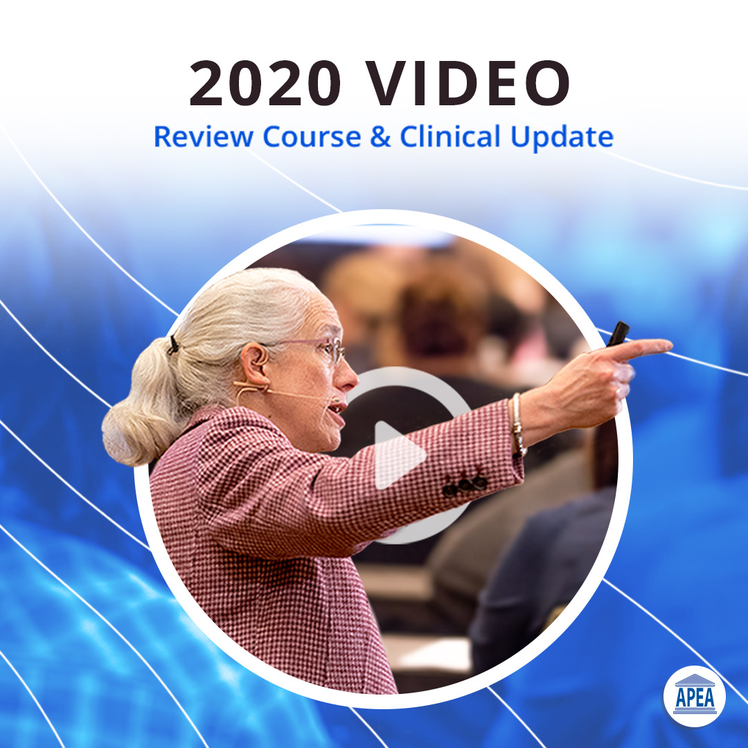 2020 NP Review Course & Clinical Update: Video