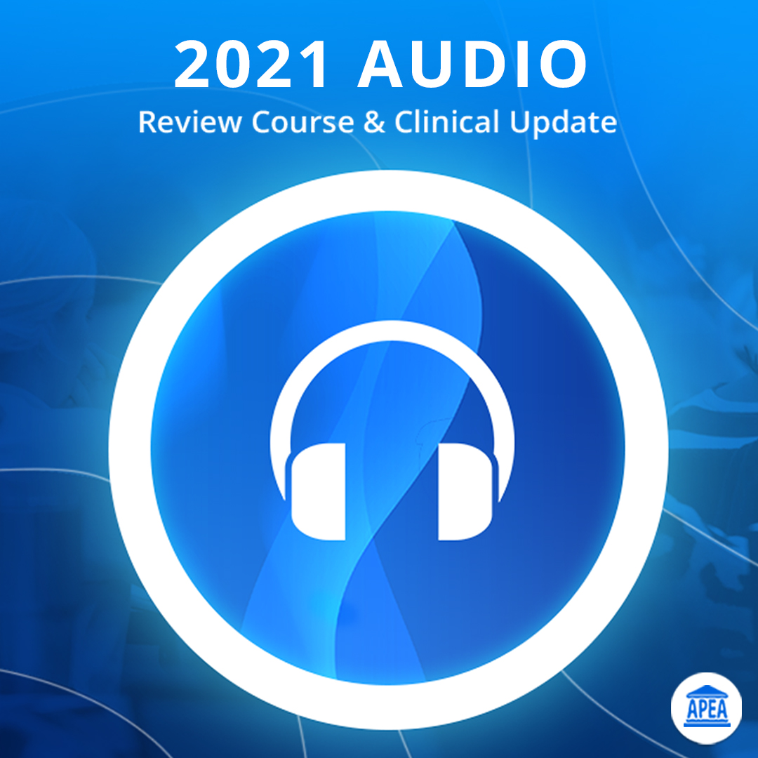 2021 NP Review Course & Clinical Update: Audio