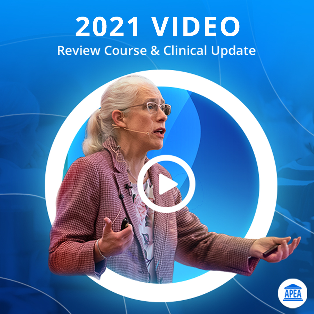 2021 NP Review Course & Clinical Update: Video