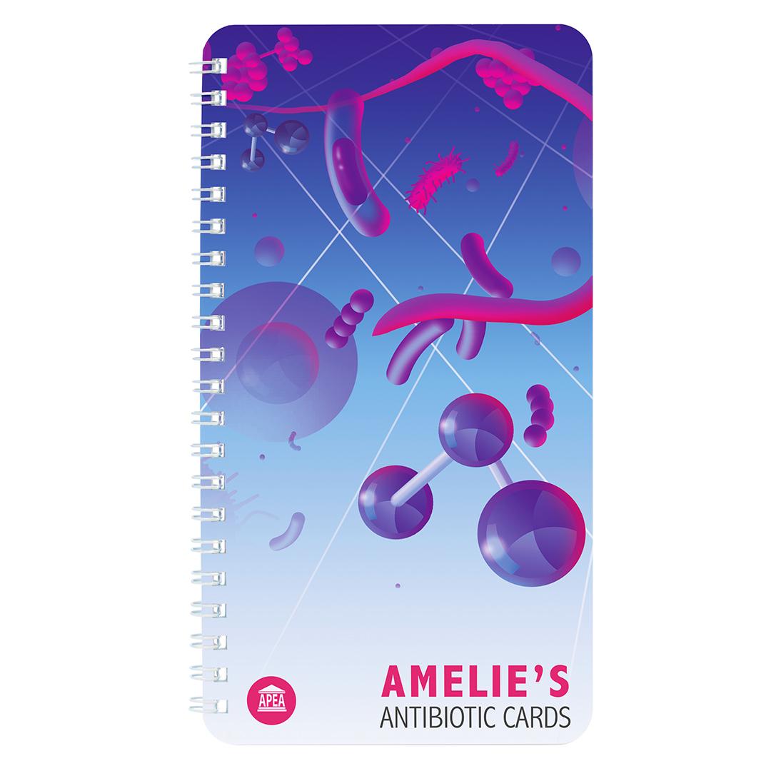 Live Discount Amelie's Antibiotic Cards