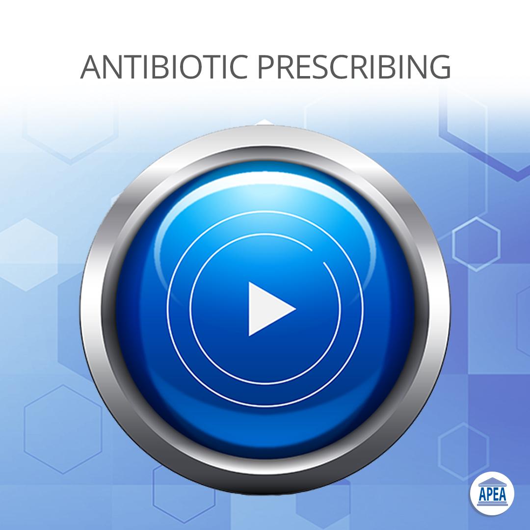 Fundamentals of Antibiotic Prescribing