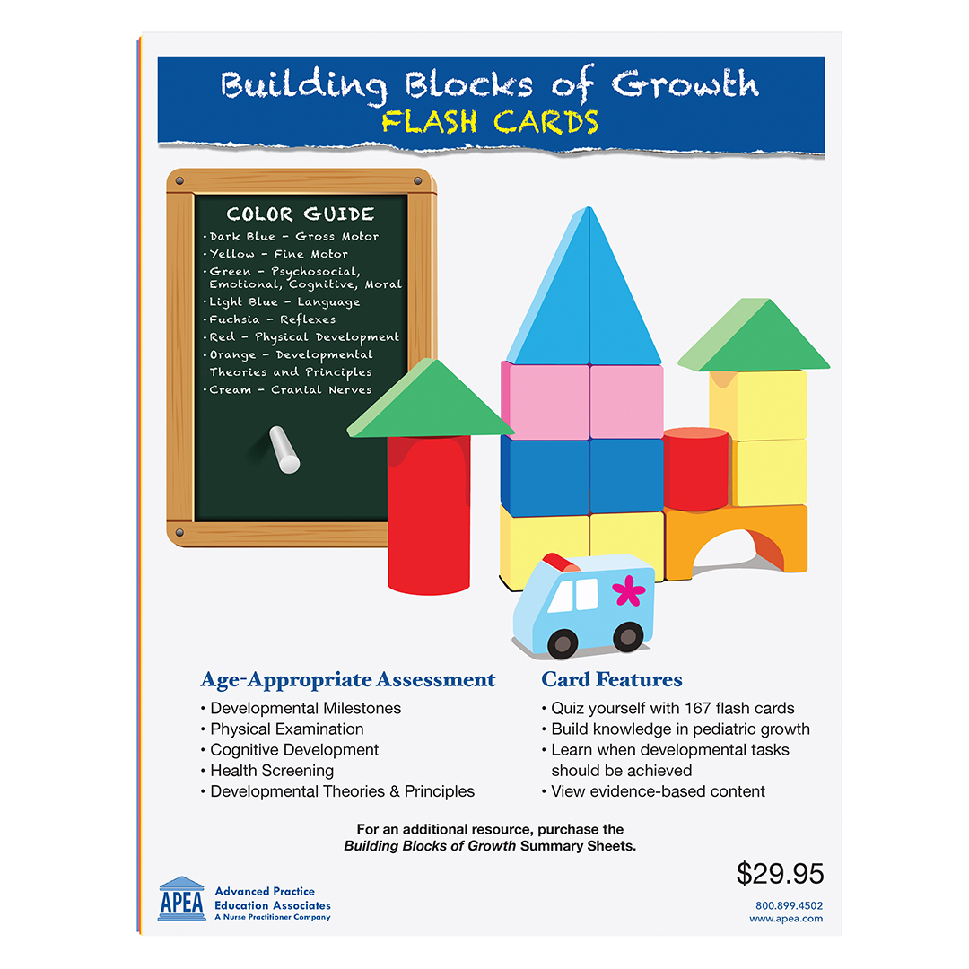 Building Blocks Flash Cards