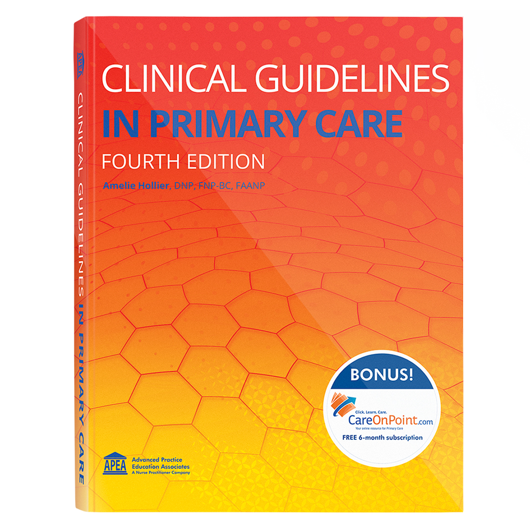 Clinical Guidelines in Primary Care, 4th Edition