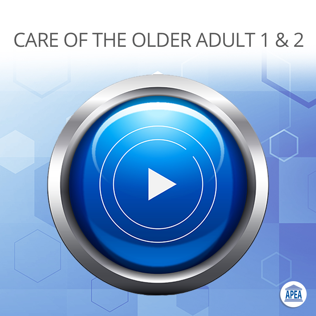 Fundamentals of Care of the Older Adult 1 & 2