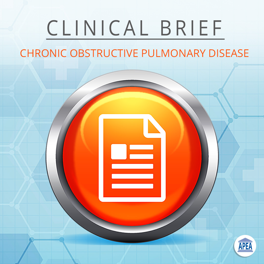 Clinical Brief: Chronic Obstructive Pulmonary Disease