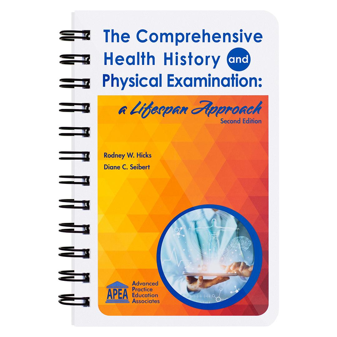 Comprehensive Health History & Physical Examination