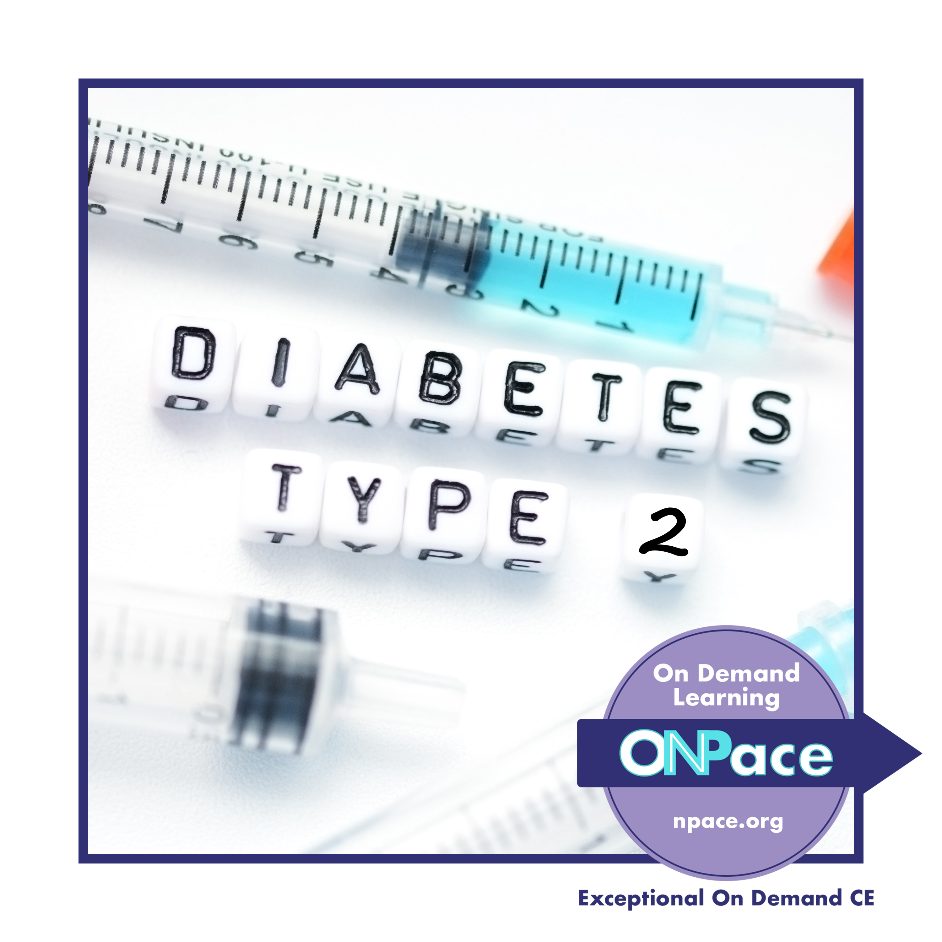 NPACE Pharmacotherapeutics of Inventive Injectables for Diabetes
