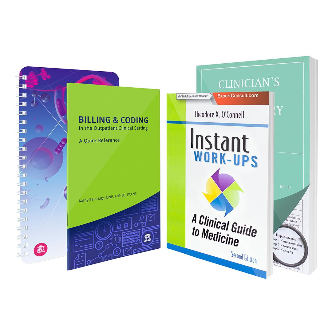 Entry-Into-Practice Essentials Bundle
