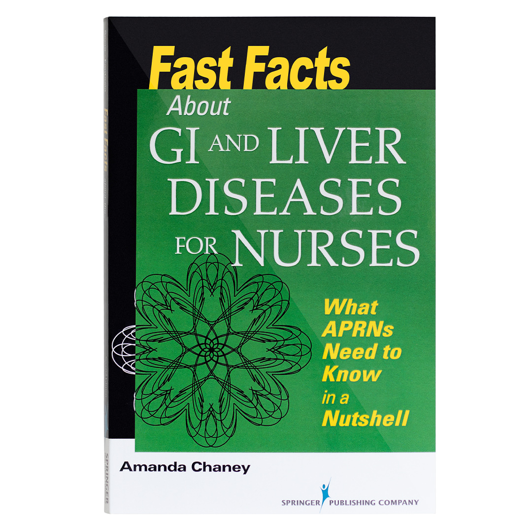 Fast Facts About GI and Liver Diseases for Nurses
