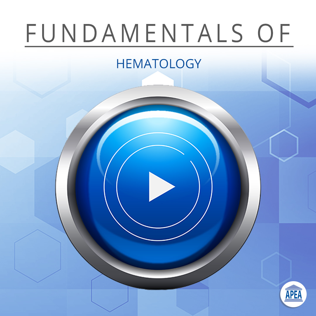 Fundamentals of Hematology