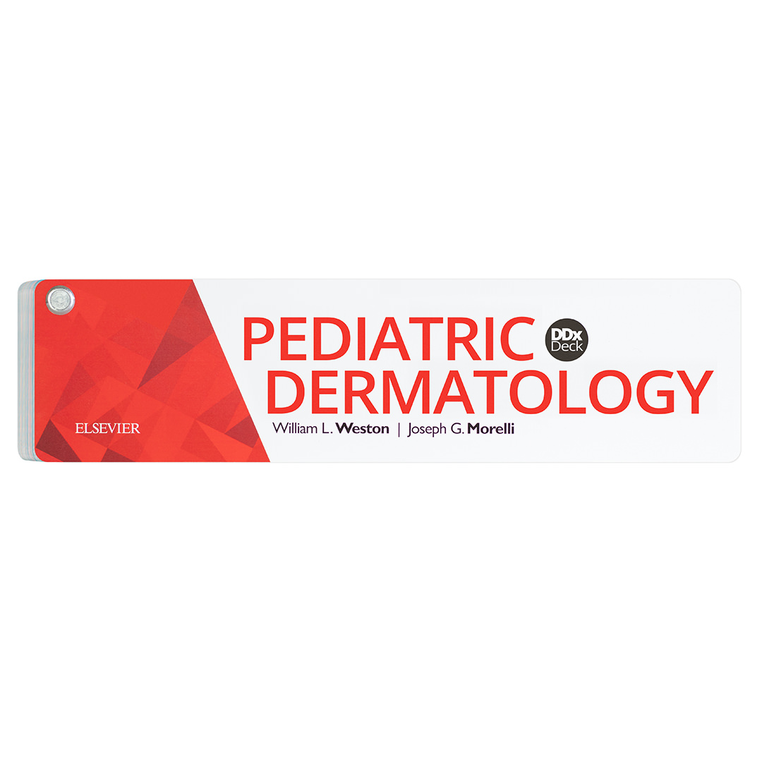 Pediatric Dermatology DDx Deck