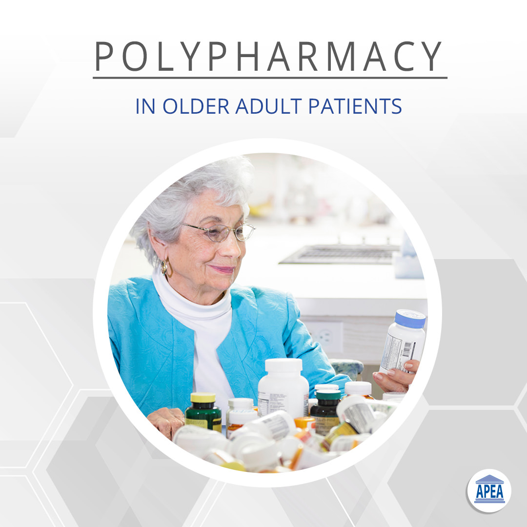 Polypharmacy in Older Adult Patients