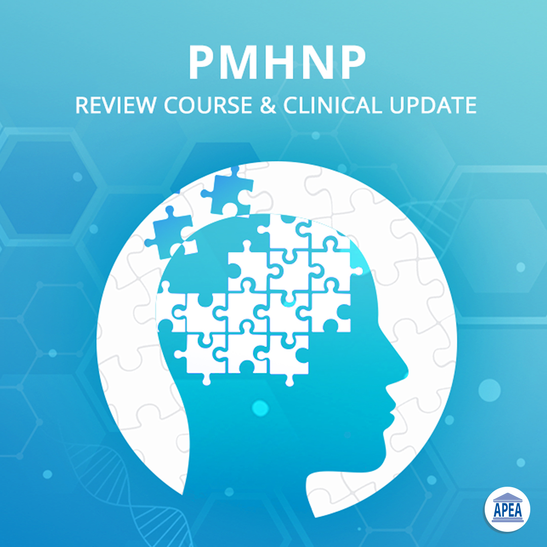 PMHNP Review Course & Clinical Update: Video