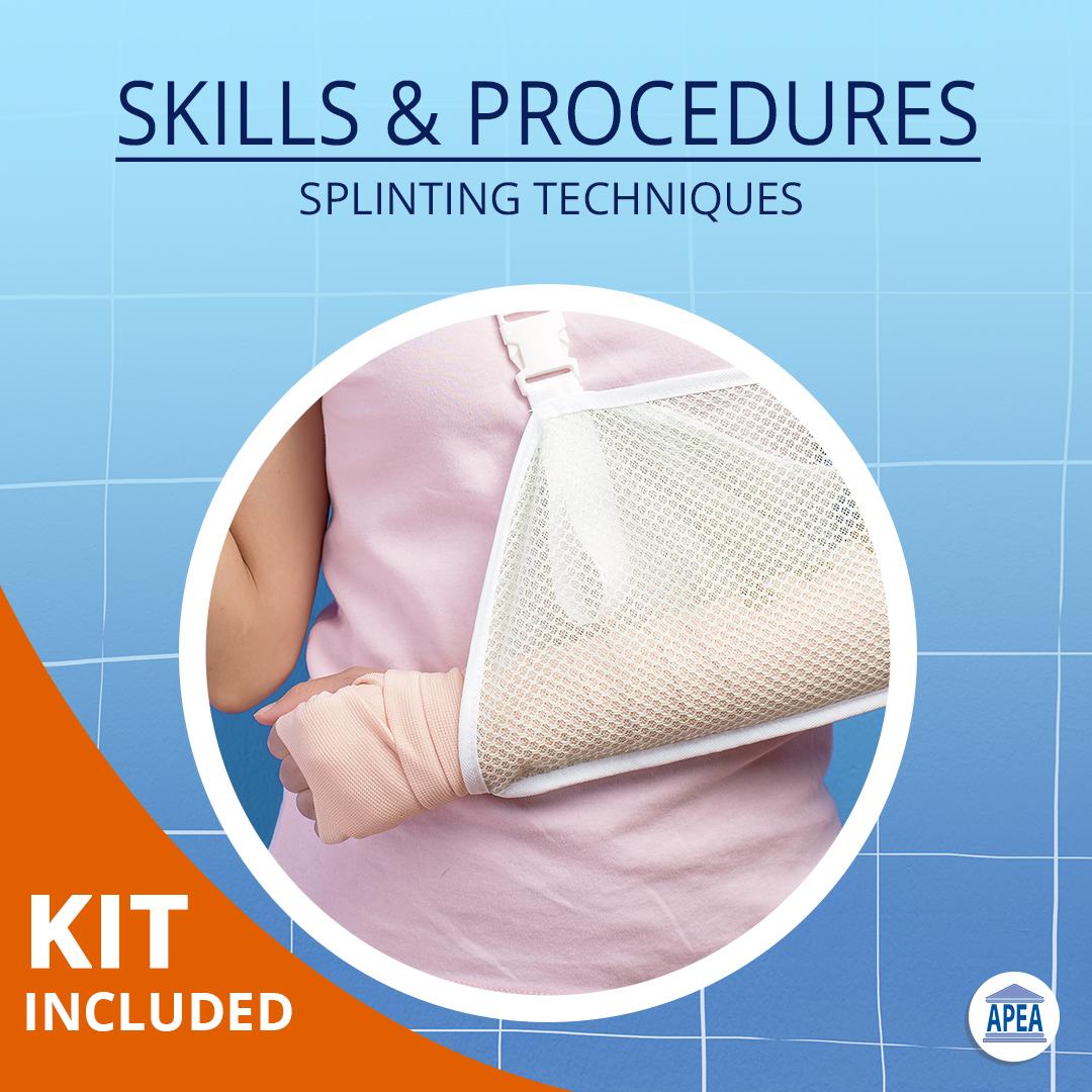 Splinting Techniques
