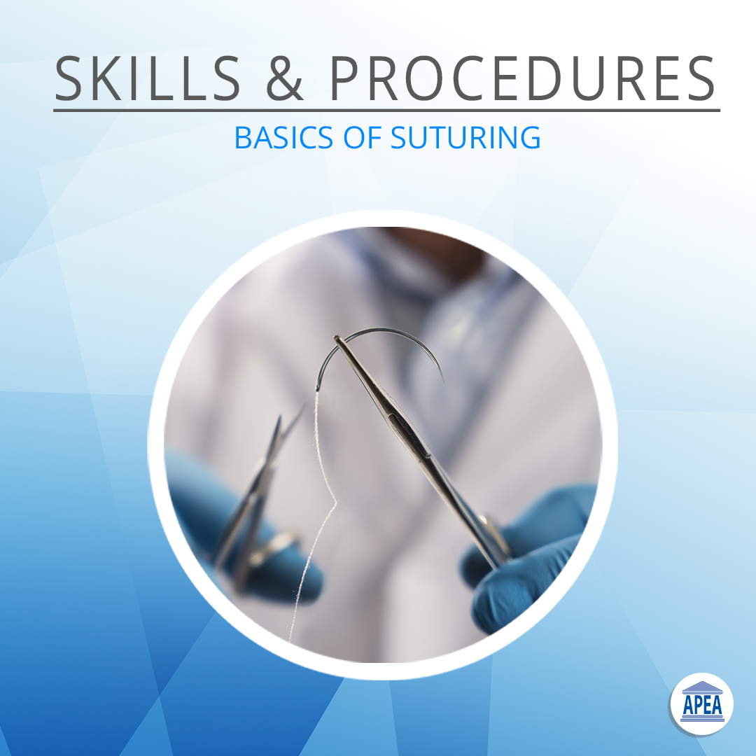 The Basics of Suturing