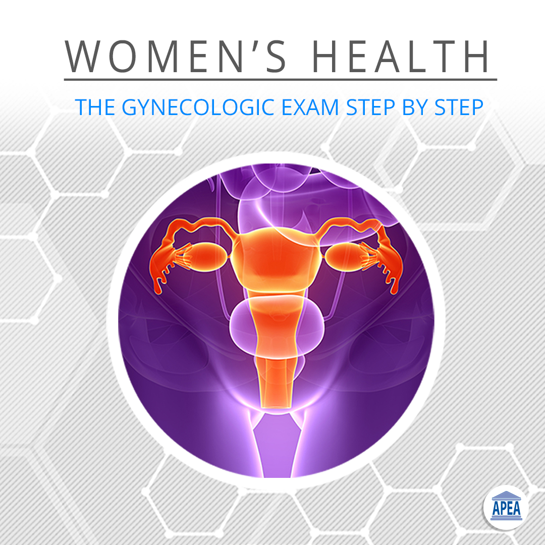 The Gynecologic Exam Step by Step