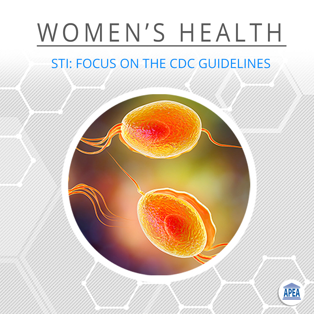 STI: Focus on the CDC Guidelines
